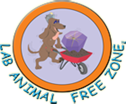 Lab animal free zone for website HOME.
