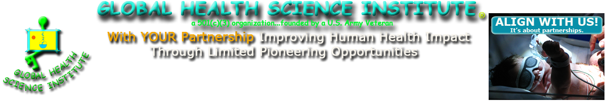 Global Health Science Institute....come explore!